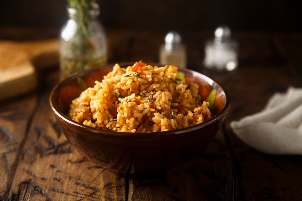 Healthy Veg Fried Rice To Lose Weight Faster