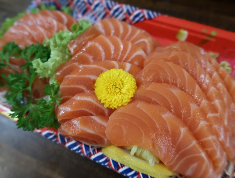 Informed Sashimi Delivery Singapore Purchases
